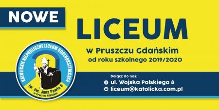 Katolickie Niepubliczne Liceum Ogólnokształcące w Pruszczu Gdańskim