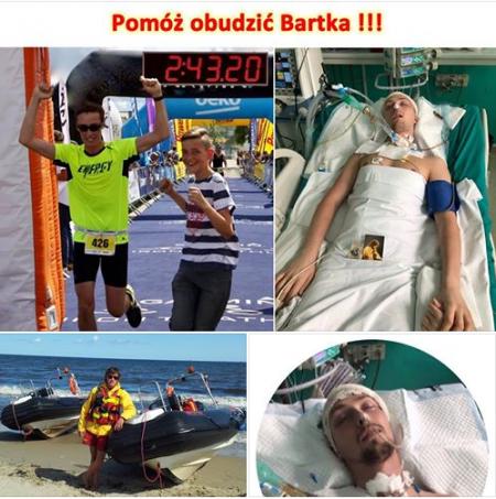 Pomóż obudzić Bartka