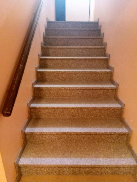 Dziękujemy! Nowe schody dzięki Waszemu 1 procentowi podatku